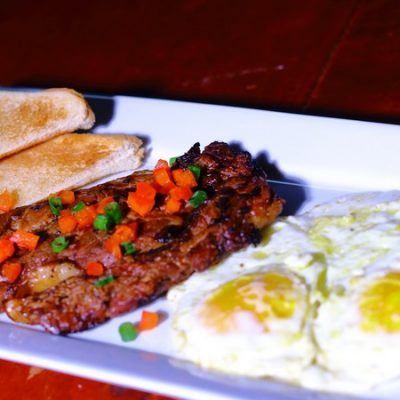 Steak 'n Eggs